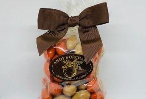 Almonds Pumpkin Pie